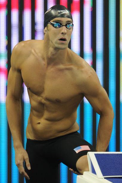 Cuatro figuras de la natación, Yannick Agnel, Paul Biedermann, Ryan Loch...