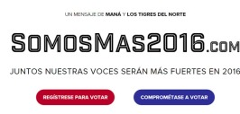 Campaña Somos Más 2016