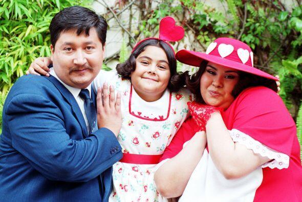Polita y su familia demuestran el gran amor que se tienen. ¿Ser&a...