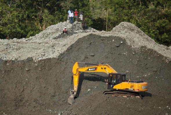 Empleos de producción de zanjas o excavación.