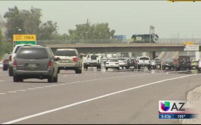 Campaña vial para choferes busca evitar tragedias en carreteras