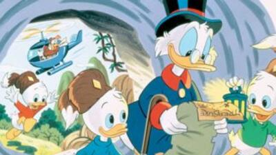 Duck Tails Cartoon