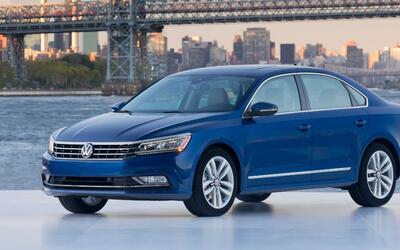 Detalles del diseño exterior del Volkswagen Passat