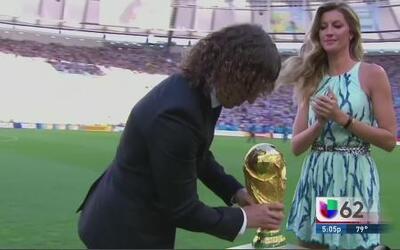 Alemania se lleva a casa la Copa Mundial
