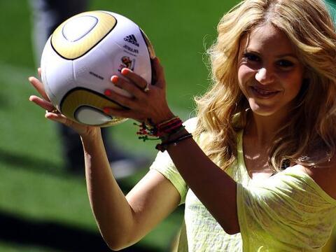 Shakira tiene un gran amor, y no hablamos de su pequeño Milan o s...