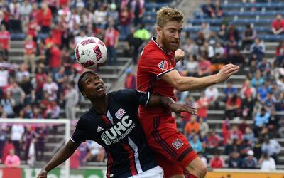 Jornada 33 MLS - Primeros cinco partidos