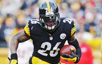 #2 Running back: Le'Veon Bell, Pittsburgh Steelers (AP-NFL).