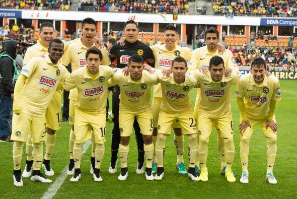 El vigente Campeón de la Liga MX, América, no escatimó en recursos para...