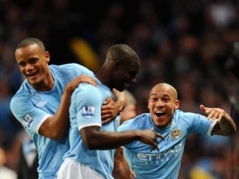 El Manchester City avanzó a las semifinales de la FA Cup al vence...