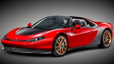 Cada uno de los 6 autos que se fabricarán tendrá un precio de 3.7 millon...