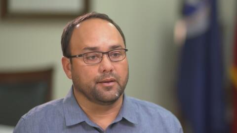 Comisionado de la jurisdicción de Muñiz, en Texas, se comprometió a mejo...