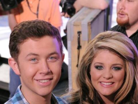 American Idol Scotty McCreery