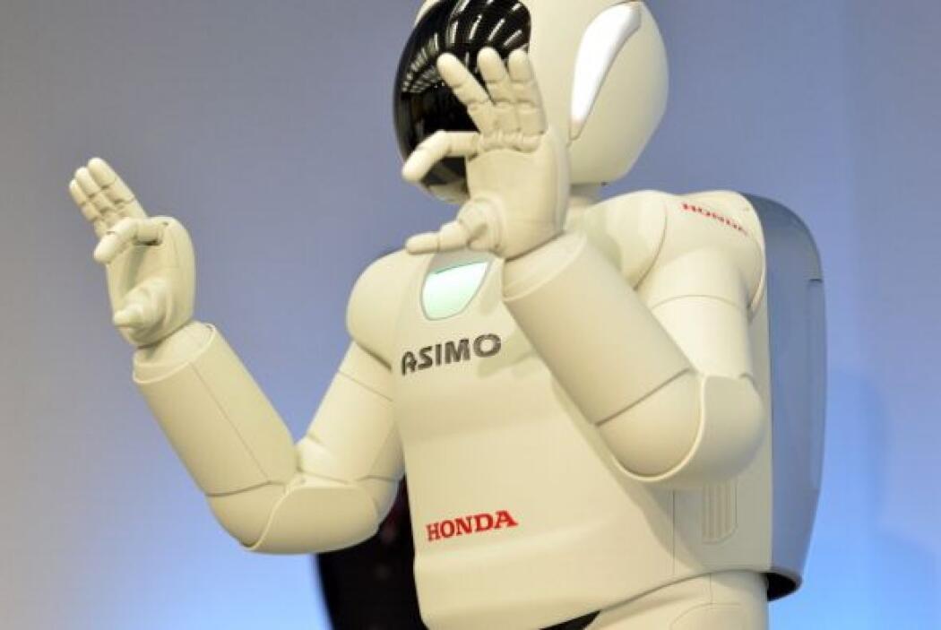 Los desarrollos de Inteligencia Artificial aplicados en ASIMO son sorpre...