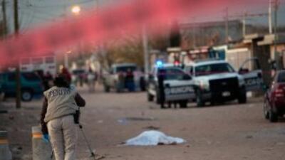 La violencia no se detiene en el norte de México, en especial en la viol...