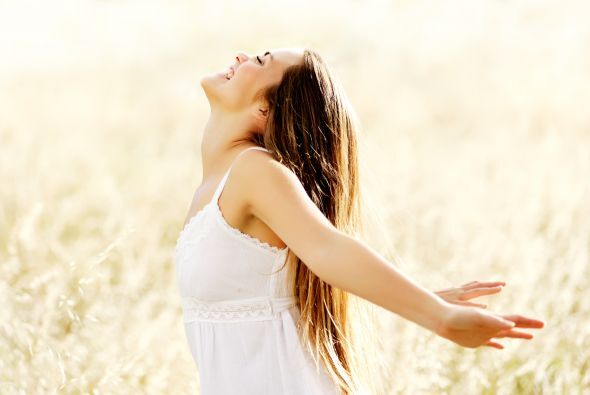 Es tu ciclo del contacto con la vida al aire libre. Sal de casa, respira...