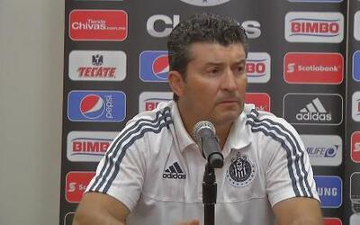 José Manuel De La Torre: 'Tigres tiene un gran equipo, estamos preparado...