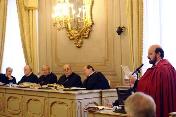 Los magistrados detallaron que 'un notable número de jóvenes mujeres se...