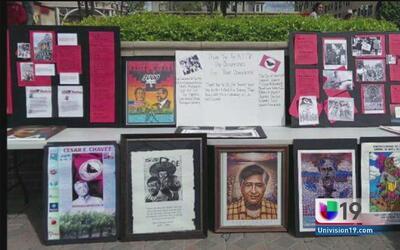 Una fiesta en Stockton busca mantener vivo el legado de César Chávez
