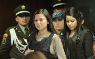 Laura Moreno y Jessy Quintero, presuntas asesinas de Andrés Colme...