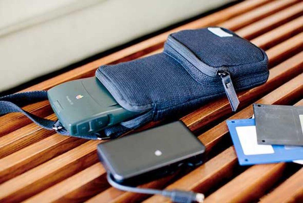 Bolsa especial para Apple Newton (2013) - Otra broma que se ha vuelto un...