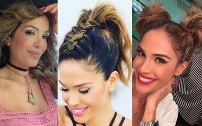 Peinados Karla Martinez Despierta América