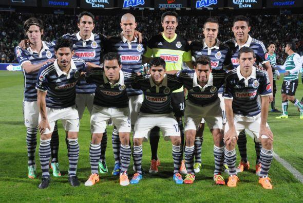El partido estelar en la jornada inaugural del Clausura 2014 se vivi&oac...