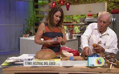 Regresa el tradicional festival del coco de Luquillo