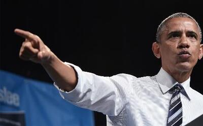 """No tenemos tiempo para charlatanes"", Barack Obama"
