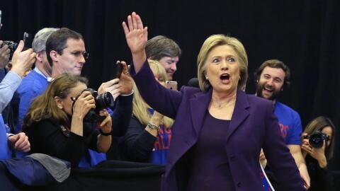 Clinton en New Hampshire