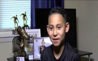Un joven de Carolina del Norte promete ser una estrella del futbol mundial