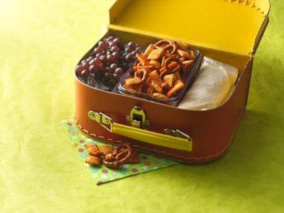 BOTANAS CON CHEX PICANTES - ¿Alguna vez escuchaste que el cereal se comi...