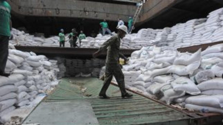 El barco viajaba desde Cuba transportando un cargamento no declarado de...