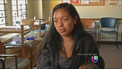 Mujeres víctimas de violencia doméstica podrían recibir asilo en EEUU