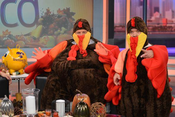 Este 2013 El Gordo y la Flaca celebraron 15 años al aire, por lo...