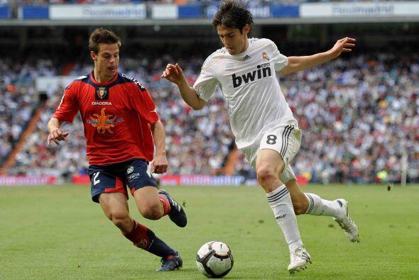 Por su parte, Real Madrid recibió en el Santiago Bernabéu a su 'bestia n...