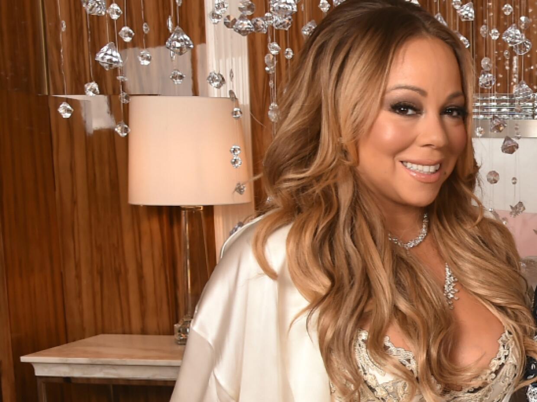 Mariah Carey da buena cara al mal tiempo que ha generado su accidentada...