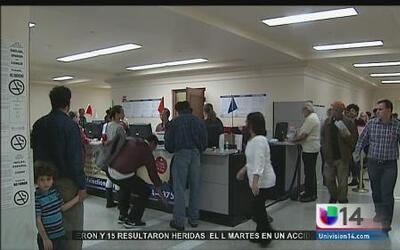 Se registra baja participación de votantes en California