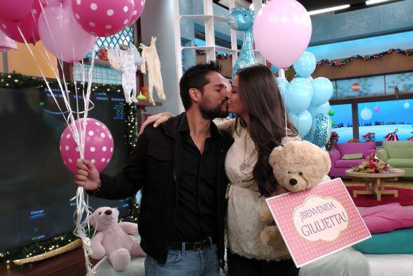 ¡Muchas Felicidades a Luis Carlos y Ana por esta maravillosa noticia!