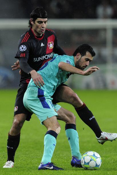 Otra duda es el defensa croata Vedran Corlunka, que no jugó el fi...