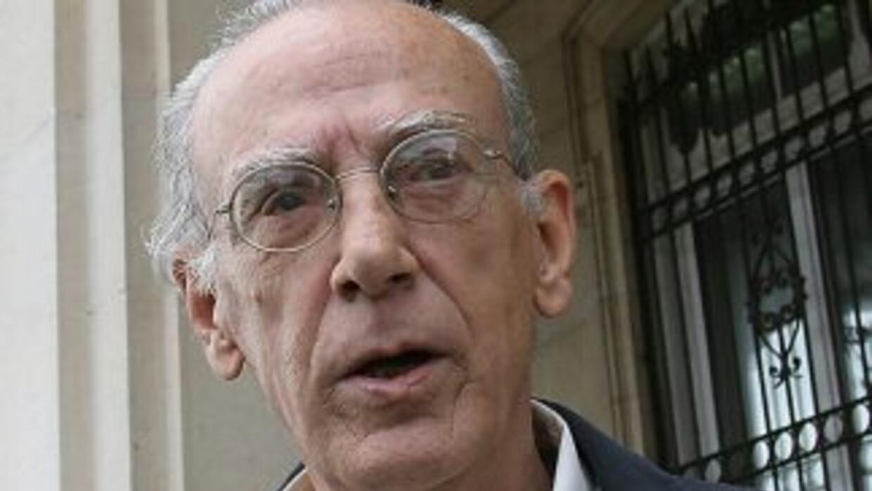 El disidente cubano Eloy Gutierrez Menoyo murió el 26 de octubre.
