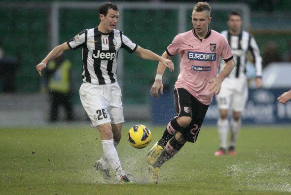 El defensa de la 'Vecchia Signora' lideró a su equipo en la visita ante...