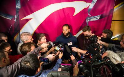 Williams podría ser lo que LeBron estaba pidiendo.