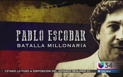 La batalla millonaria por usar el nombre de Pablo Escobar