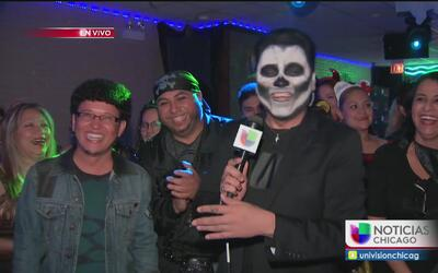 Auriespacio: Auri se disfraza para una fiesta de Halloween