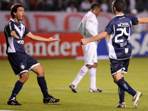 Vélez Sarsfield logró el pase a cuartos de final de la Lib...
