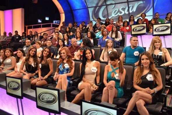 Las participantes de 'Nuestra Belleza Latina' fueron partícipes de este...