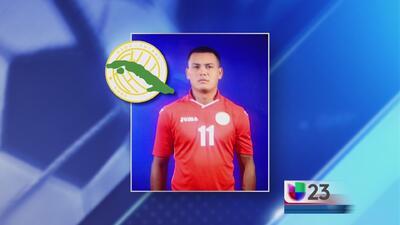 Keiler García deserta el equipo de fútbol cubano