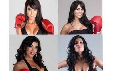 Ellas son Paulina Borrero, Mónica Barco, Denisse González y Christina Sa...