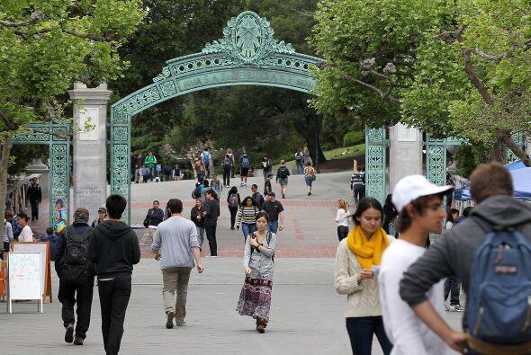 2 - Universidad de California en Berkeley |  Científicos del Colegio de...
