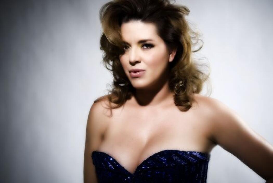 Desde hace muchos años Alicia Machado es toda una estrella de las teleno...